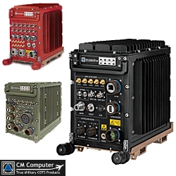 cots rugged 3u and 6u vme, cpci & vpx universal chassis and modules