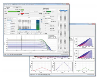 magna power Photovoltaic Power Profile Emulation Software