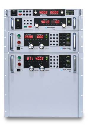 Rackmount programmable DC power Supply