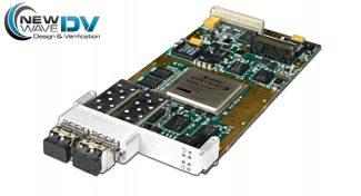 newwave 10GbE XMC and PCIe FPGA cards