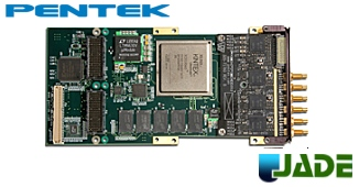 pentek Jade FPGA platform based on the Xilinx Kintex Ultrascale FPGA