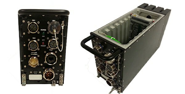 rugged ATR 3U VPX chassis and backplanes