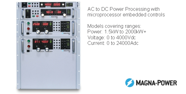 Programmable DC Power Supplies image