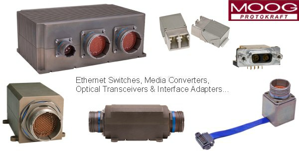 Rugged Ethernet Switches Media Converters image