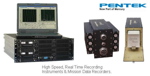 High Speed Realtime Analog and Digital Data Recorders image