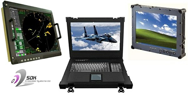 Rugged Military Grade Panel PC's, Handheld LCD Monitor's, Tablets and Laptops