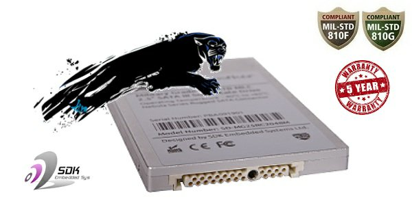 Rugged Military Grade Solid State Drives