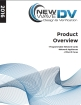 newwave dv network interface brochure