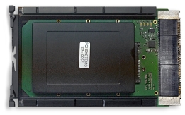 3U VPX SATA SSD Carrier