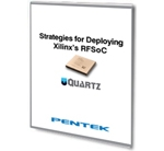 pentek deploying rfsoc whitepaper