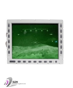 Rugged military grade panel pc
