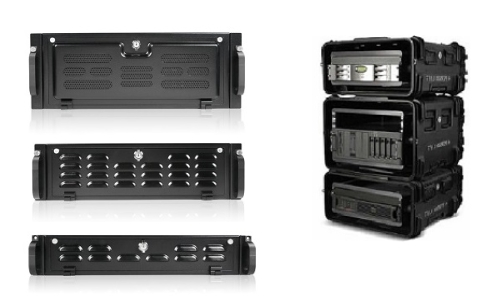 Military Rackmount Rugged Servers