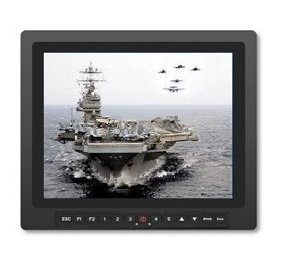 sdk rugged 19 inch military display