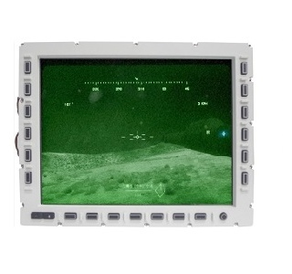 sdk rugged 10.4 inch military display