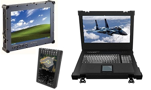Rugged Military Grade Tablets and Laptops
