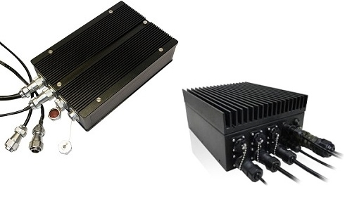 rugged IP67 rated waterproof PC server